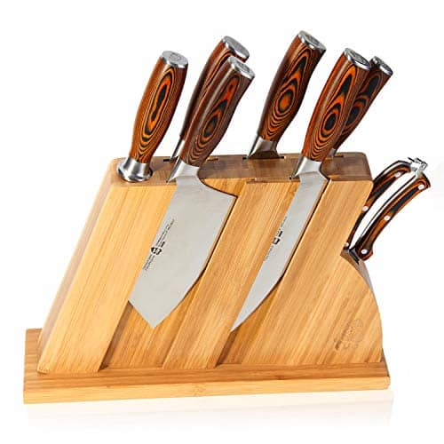 TUO Cutlery knives Fiery Series 8pcs Set