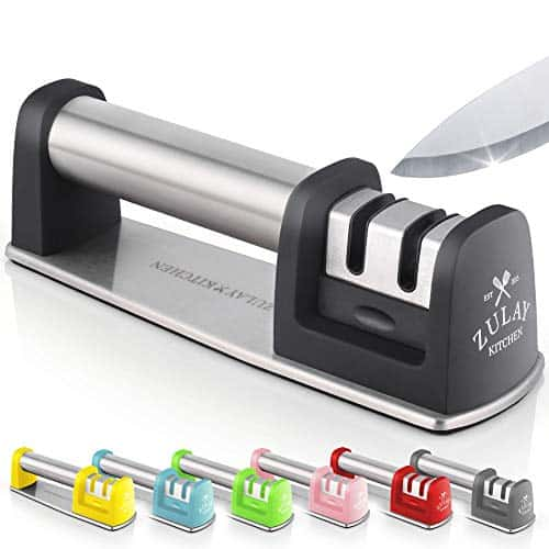 Zulay Premium Quality Knife Sharpener