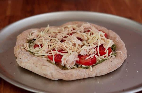 homemade digiorno pizza