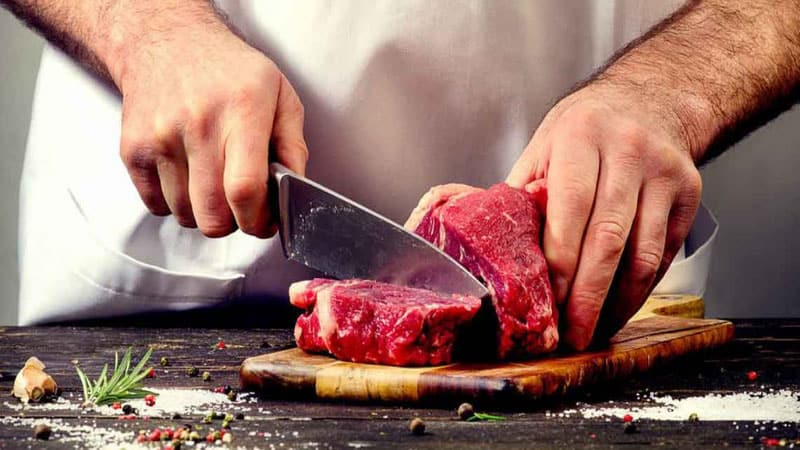 Best Knives For Cutting Raw Meat