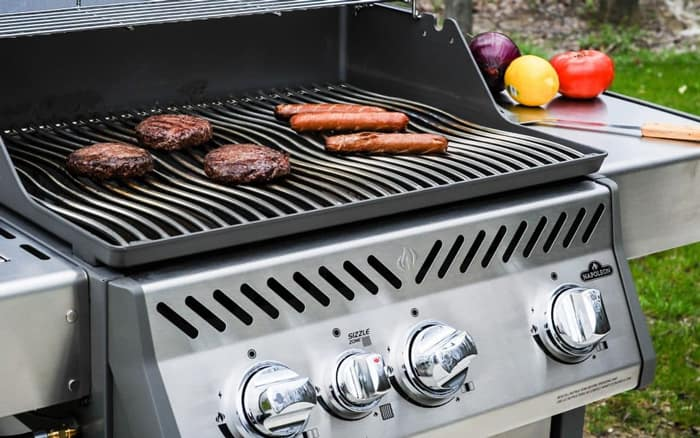 Get a rust-free grill