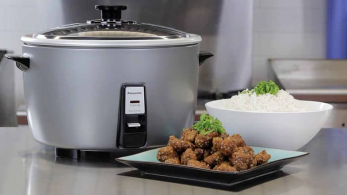 Asian Rice Cookers Are Better