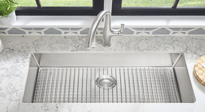 Get a sink protector