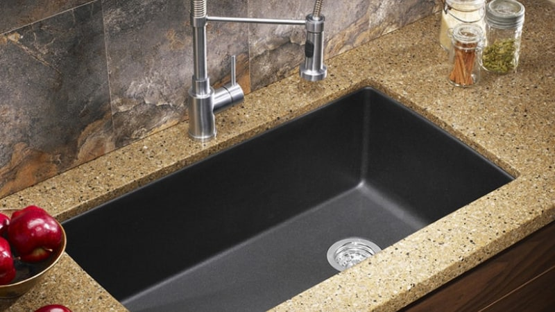 How to Install Undermount Sink on Granite Countertop