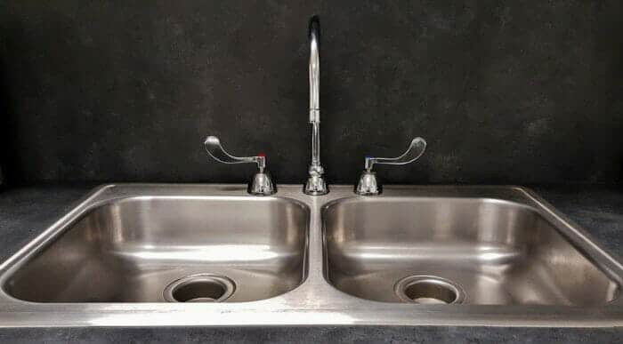 How to get scratches out of stainless steel sinks