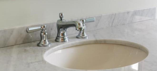 Remove an Undermount Bathroom Sink